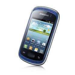 Déverrouiller par code votre mobile Samsung Galaxy Music Duos S6012