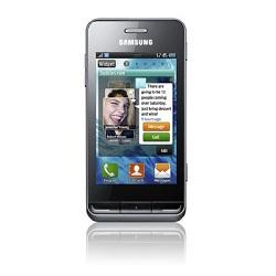 Déverrouiller par code votre mobile Samsung Wave 723