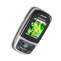 Déverrouiller par code votre mobile Samsung E630C
