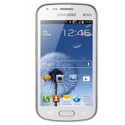 Déverrouiller par code votre mobile Samsung GT-S7562