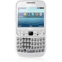 Déverrouiller par code votre mobile Samsung Ch@t 357