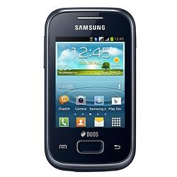 Déverrouiller par code votre mobile Samsung Galaxy Y Plus S5303