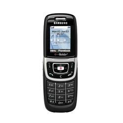 Déverrouiller par code votre mobile Samsung E635