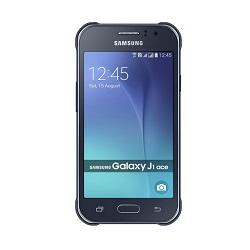 Déverrouiller par code votre mobile Samsung Galaxy J1 Ace