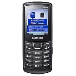 Déverrouiller par code votre mobile Samsung E1252