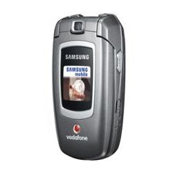 Déverrouiller par code votre mobile Samsung ZV40V