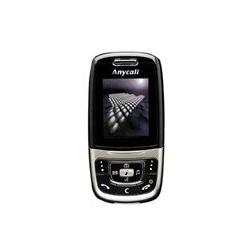 Déverrouiller par code votre mobile Samsung E638