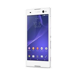 Déverrouiller par code votre mobile Sony Xperia C3 Dual
