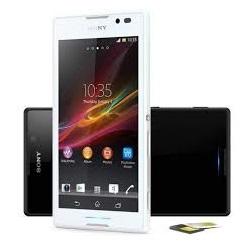 Déverrouiller par code votre mobile Sony S39h