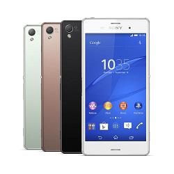 Déverrouiller par code votre mobile Sony Xperia Dual Z3+