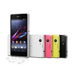 Déverrouiller par code votre mobile Sony Xperia Z1 mini