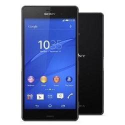 Déverrouiller par code votre mobile Sony Xperia Z3 Dual