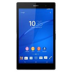 Déverrouiller par code votre mobile Sony Xperia Z3 Tablet Compact MGS