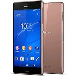 Déverrouiller par code votre mobile Sony D6653