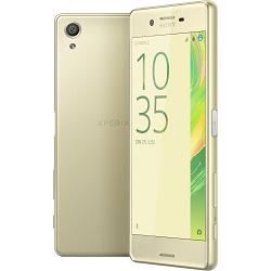 Déverrouiller par code votre mobile Sony F5121
