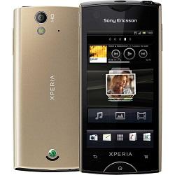 Déverrouiller par code votre mobile Sony-Ericsson Xperia Ray