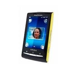 Déverrouiller par code votre mobile Sony-Ericsson E10i