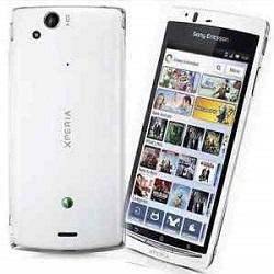 Déverrouiller par code votre mobile Sony-Ericsson Xperia Arc S
