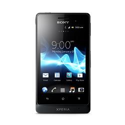 Déverrouiller par code votre mobile Sony-Ericsson Xperia Go
