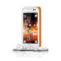 Déverrouiller par code votre mobile Sony-Ericsson Mix Walkman