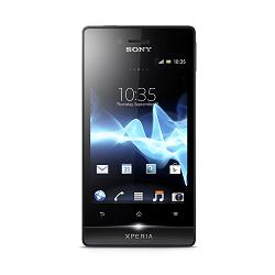 Déverrouiller par code votre mobile Sony-Ericsson Xperia Miro