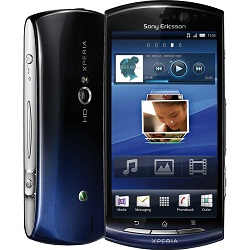 Déverrouiller par code votre mobile Sony-Ericsson Neo V